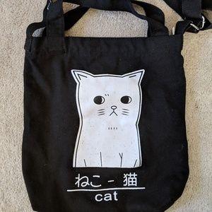 Handbags - EUC Cat Shoulder Bag
